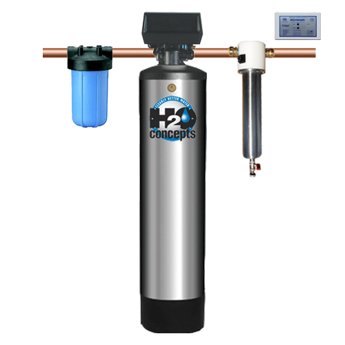 1054 Private Well Water Filtration + AMP Force | Arizona Whole House